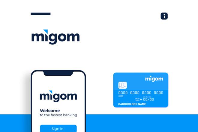 Логотипы для сайта и бизнеса. Минимализм. Исходник в подарок 4 - kwork.ru