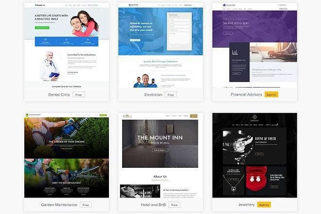 ПАК 1000 шаблонов и дополнений для WordPress 43 - kwork.ru