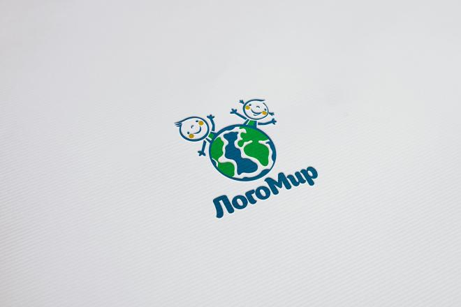 Логотип по вашему эскизу 67 - kwork.ru