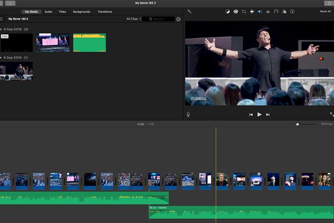 Монтаж видео 16 - kwork.ru