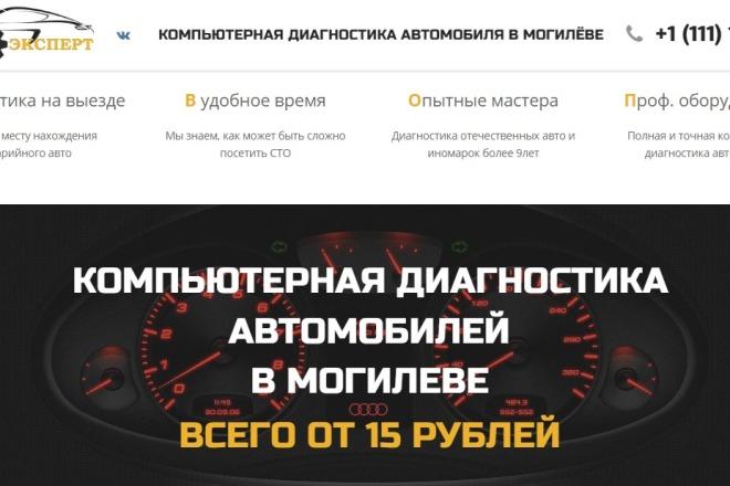 Делаю копии landing page 6 - kwork.ru