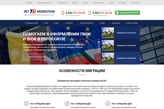 Адаптивная верстка под все устройства 7 - kwork.ru