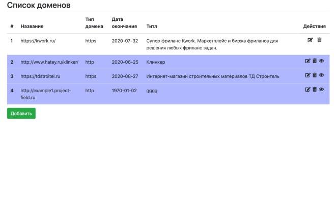Разработаю модульный сайт по вашему ТЗ 2 - kwork.ru