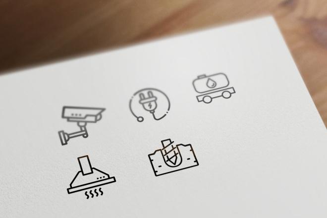 Создам 6 иконок 39 - kwork.ru