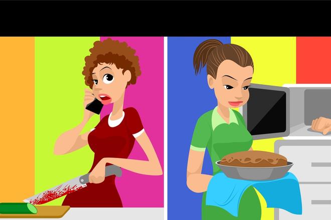 Иллюстрации, рисунки, комиксы 13 - kwork.ru