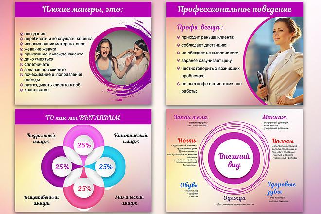Сделаю презентацию в MS PowerPoint 72 - kwork.ru