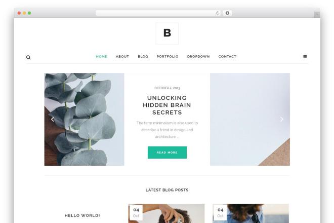 Лучшие премиум шаблоны wordpress 3 - kwork.ru