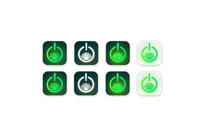 Создам 4 иконки в любом стиле, для лендинга, сайта или приложения 10 - kwork.ru
