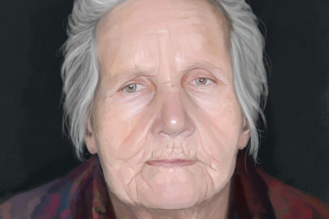 Рисую цифровые портреты по фото 9 - kwork.ru