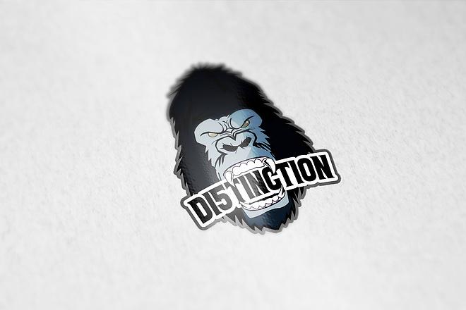 Дизайн уникального логотипа с нуля 15 - kwork.ru