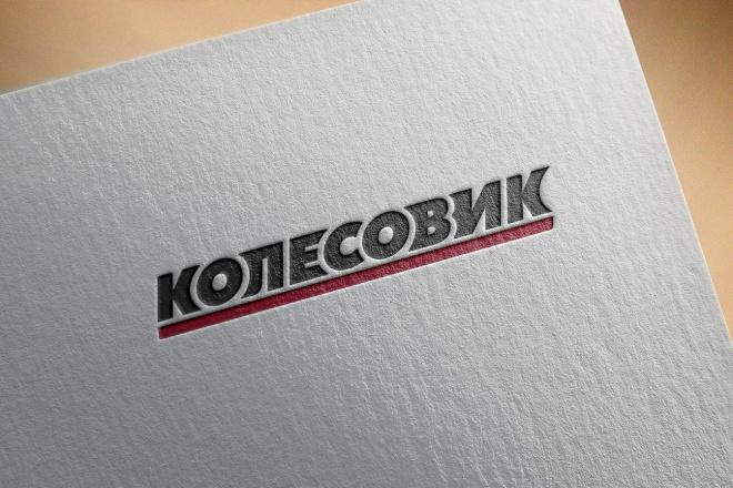Эксклюзивный логотип в 3 вариантах 5 - kwork.ru