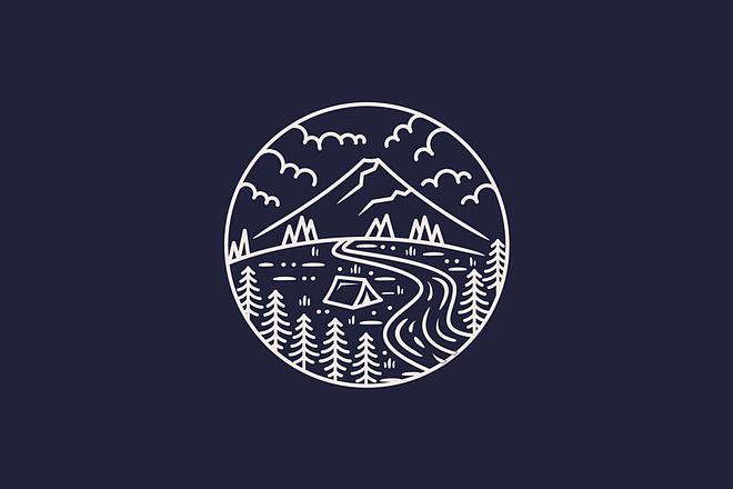 Векторная отрисовка логотипов, иконок и растровых изображений 72 - kwork.ru