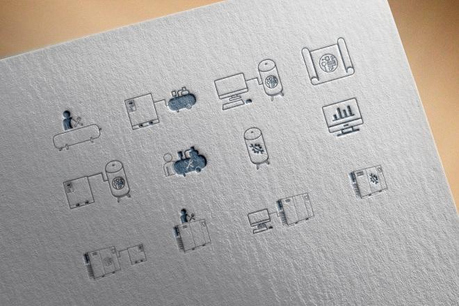 Создам 6 иконок 93 - kwork.ru