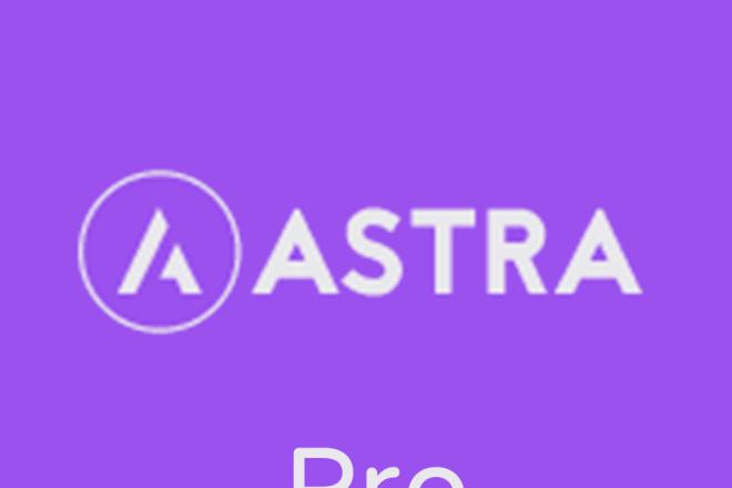 Тема Astra Pro WordPress с плагинами и обновлениями на русском 8 - kwork.ru