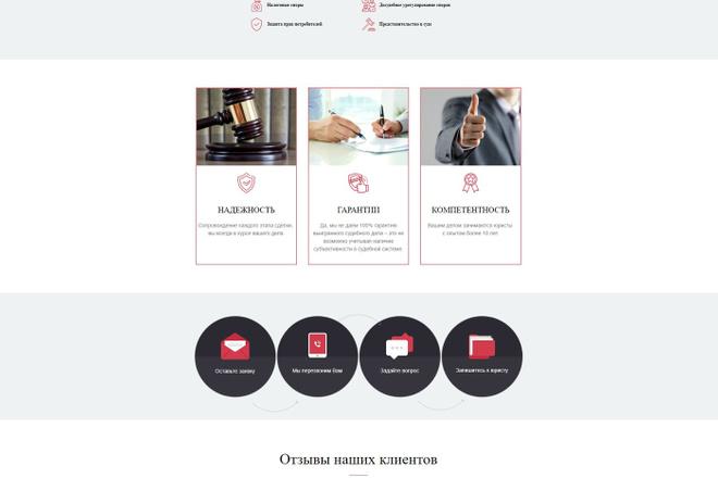 Создам сайт c удобной CMS под ключ 12 - kwork.ru
