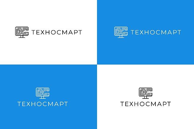 Ваш новый логотип. Неограниченные правки. Исходники в подарок 86 - kwork.ru
