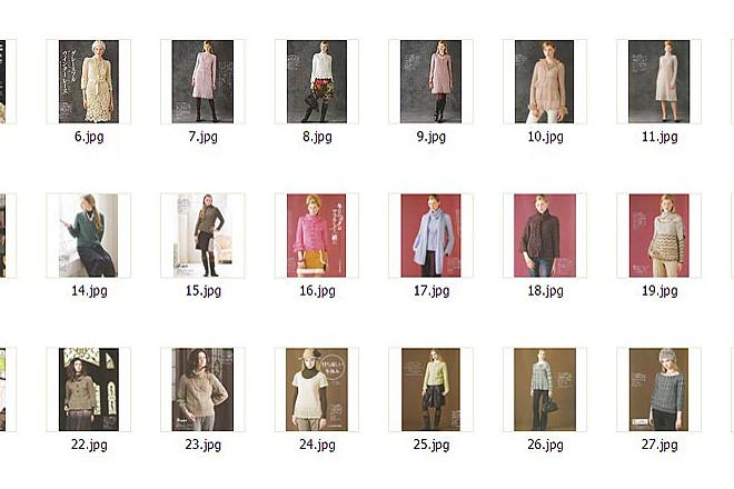 Вышлю 145 журналов по вязанию Lets knit series с переводом + бонусы 11 - kwork.ru