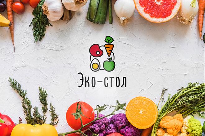 Качественный логотип 34 - kwork.ru