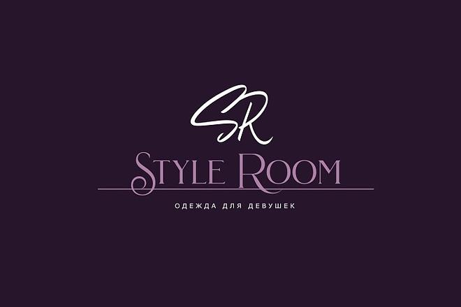 Создам элегантный шрифтовой логотип 150 - kwork.ru