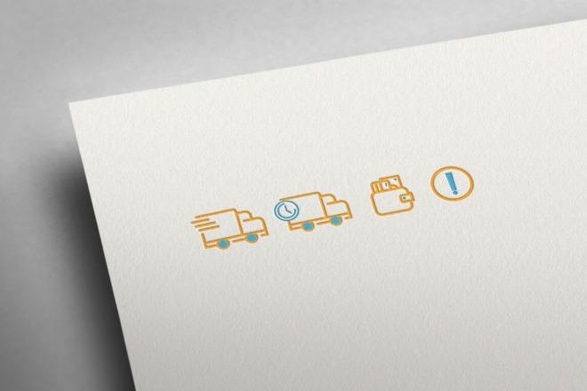 Создам 6 иконок 5 - kwork.ru