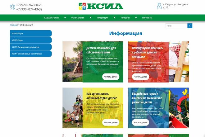 Установлю и настрою сайт или блог на Wordpress 13 - kwork.ru