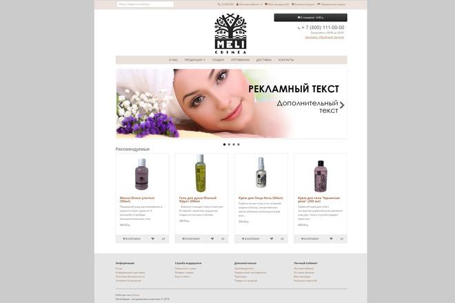 Профессиональный Интернет-магазин на Opencart 77 - kwork.ru