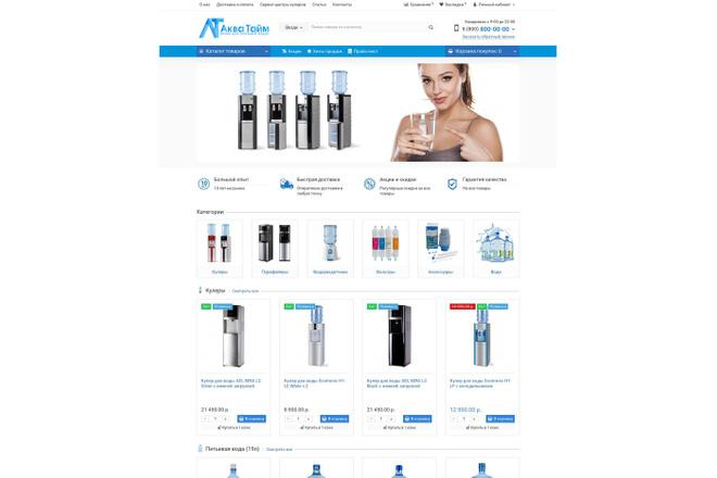 Профессиональный Интернет-магазин на Opencart 69 - kwork.ru