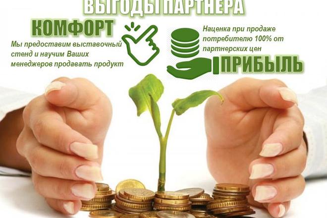 Дизайн графических материалов 14 - kwork.ru