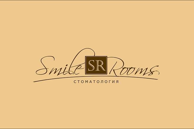 Создам элегантный шрифтовой логотип 173 - kwork.ru
