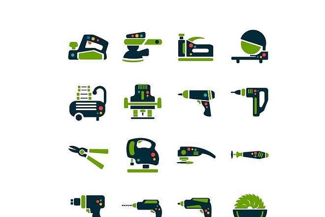 Сделаю иконки для веб сайта 1 - kwork.ru
