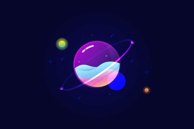 Векторная отрисовка логотипов, иконок и растровых изображений 8 - kwork.ru