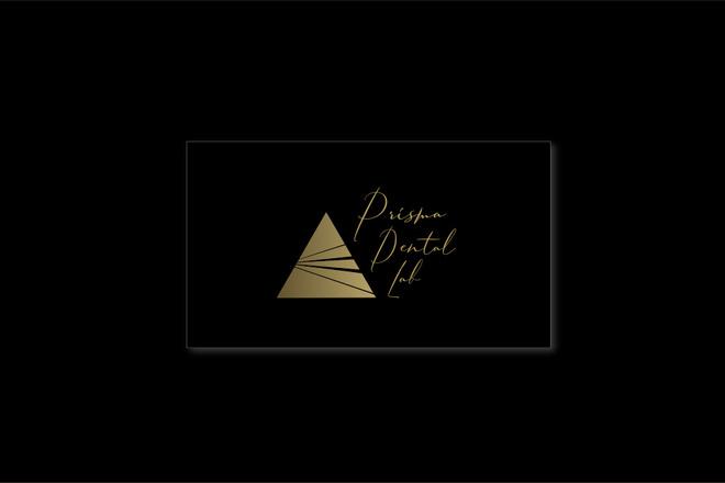 Сделаю элегантный премиум логотип + визитная карточка 51 - kwork.ru