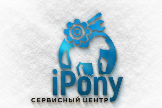 Разработка логотипа 75 - kwork.ru