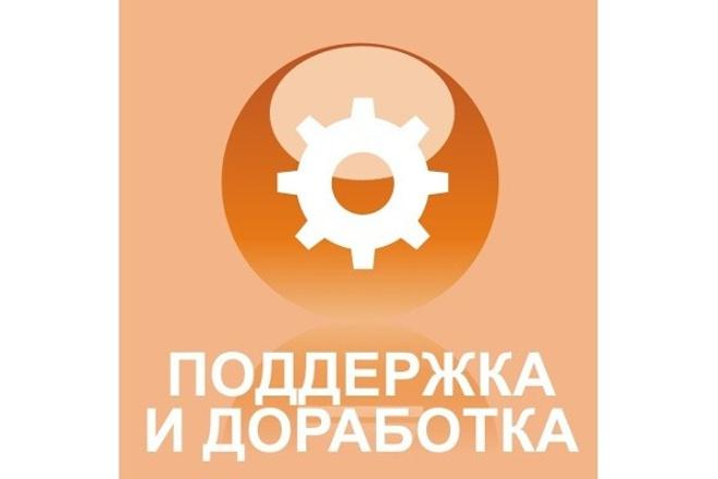 Доработка верстки HTML, CSS, скрипты PHP 1 - kwork.ru