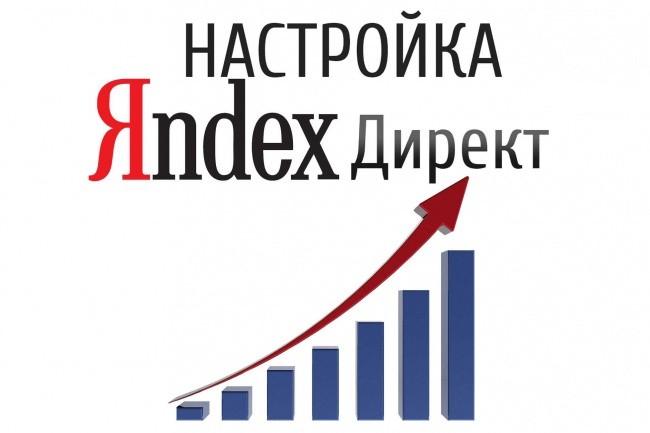 Могу качественно настроить контекстную рекламу яндекс директ 1 - kwork.ru