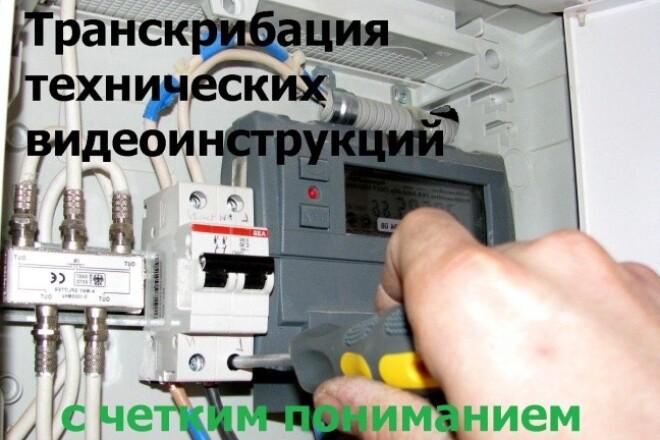 Наберу текст до 10000 символов - расшифровка из видео, аудио, рисунков 1 - kwork.ru