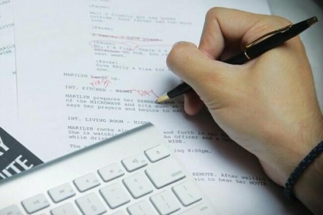 Напишу сценарий 1 - kwork.ru