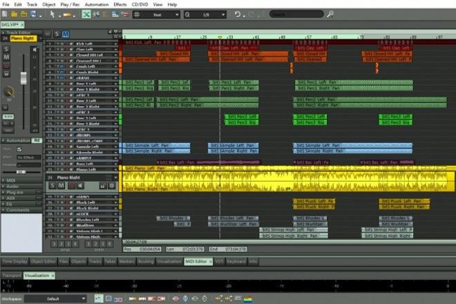 Напишу hip-hop бит 1 - kwork.ru
