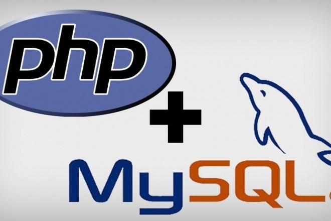 Напишу скрипт PHPСкрипты<br>Напишу скрипт с использованием Php/Mysql/MySql(i)/PDO/Curl Сайты с простым функционалом, боты, парсеры, автоматизация и тд.<br>