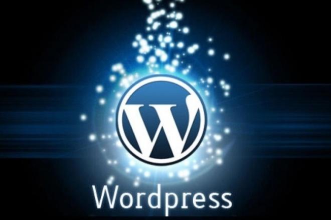 Выполню любые работы на WordpressДоработка сайтов<br>Большой опыт работы с Wordpress, доработка, разработка исправление ошибок и правки сайтов на cms Wordpress. Добавление нового функционала на сайт на Wordpress Доработка сайтов на Wordpress Исправление ошибок WordPress Исправление тем WordPress Правки стилей CSS и т. д.<br>