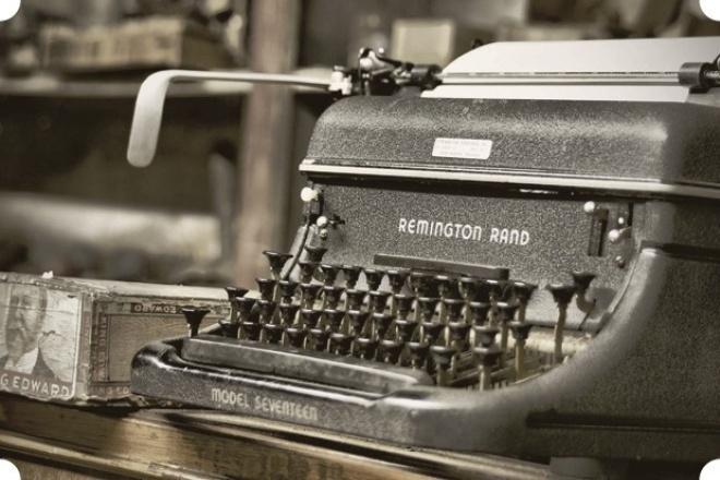 Набор текстаНабор текста<br>Сделаю быстрый набор текста на английском/русском языке до 10 тыс. символов с пробелами в 1 кворке. Работаю с фотографиями и отсканированными документами.<br>
