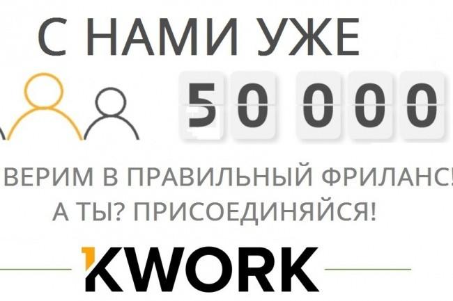 тест 1 - kwork.ru