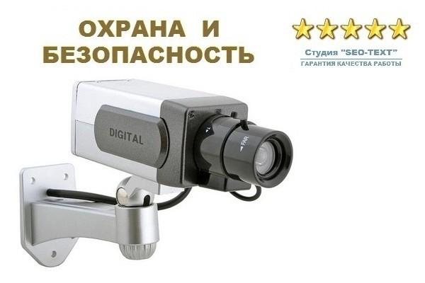 напишу уникальные тексты по безопасности 1 - kwork.ru