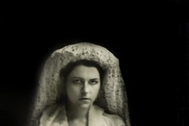 Оригинальная обработка фотографии. Эффект Амбротипия 1 - kwork.ru