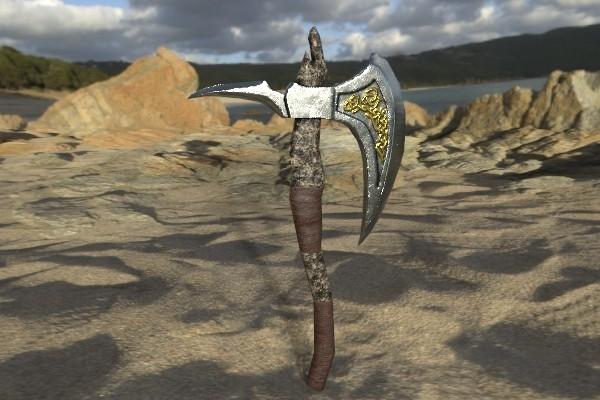 Сделаю 3D модель для игры 1 - kwork.ru
