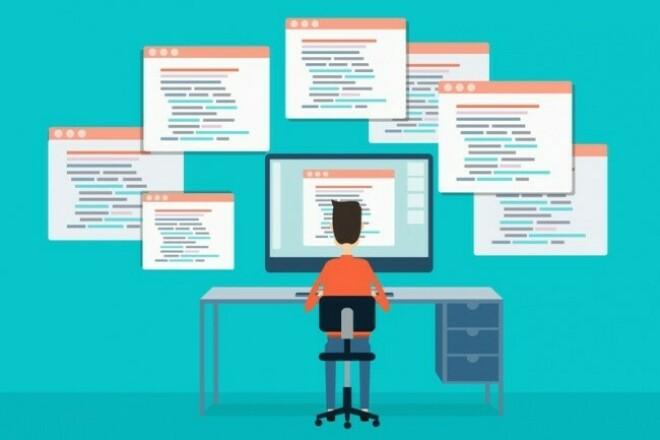 Адаптивная верстка. html5, CSS3, jQuerry, Bootstrap 1 - kwork.ru