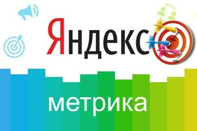 Настрою цели в Яндекс.Метрике 1 - kwork.ru