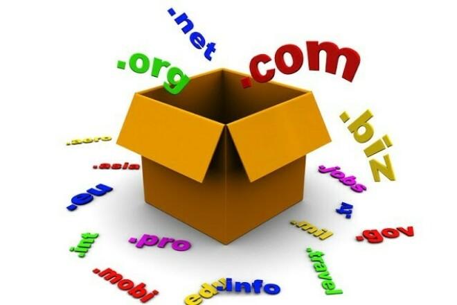 Придумаю 10 интересных доменных имён для вашего сайта 1 - kwork.ru