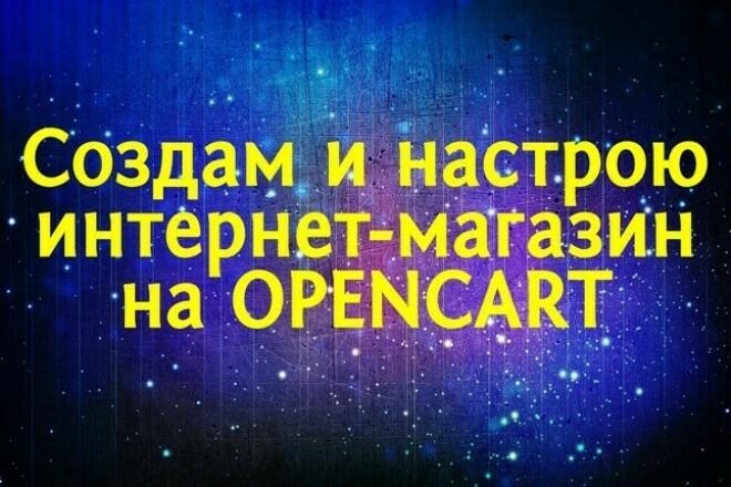 Современный интернет-магазин с адаптацией под все экраны на OpenCart 1 - kwork.ru
