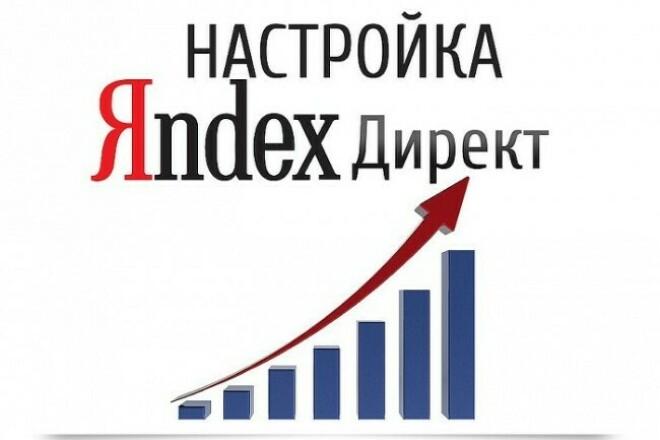 Контекстная реклма в Яндекс Директ и РСЯ 1 - kwork.ru